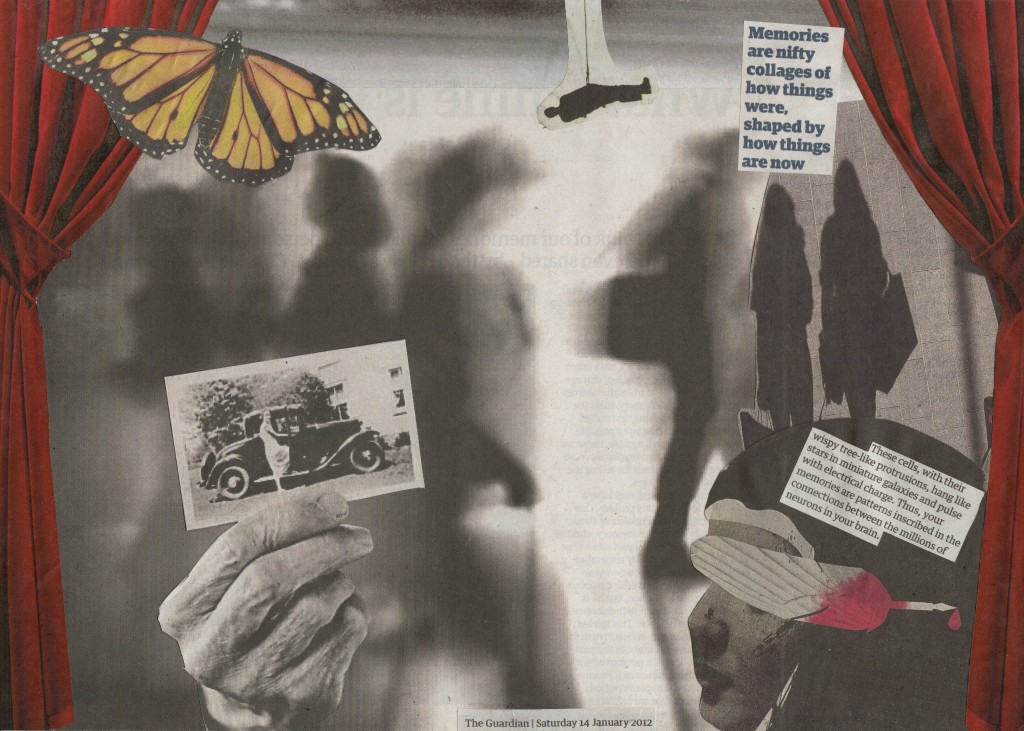 Memories are Nifty Collages (The Guardian, 14 January 2012)