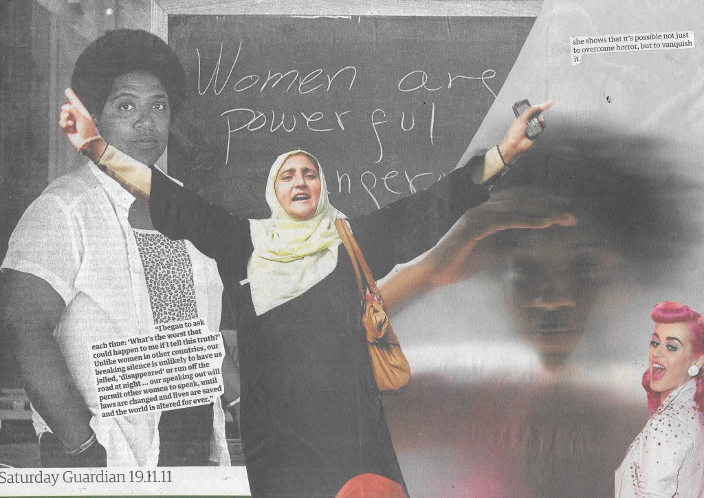 Women are Powerful (The Guardian, 19 November 2011)