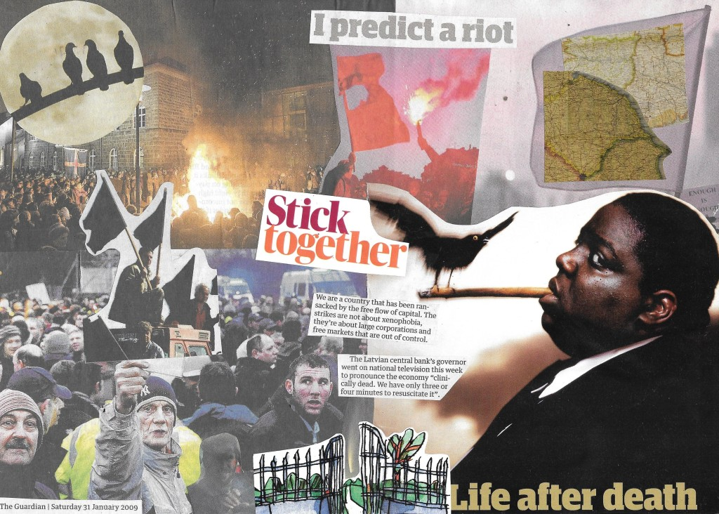 I Predict a Riot (The Guardian, 31 January 2009)